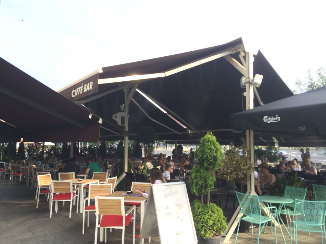 Gelato bar - Beograd vodena magla
