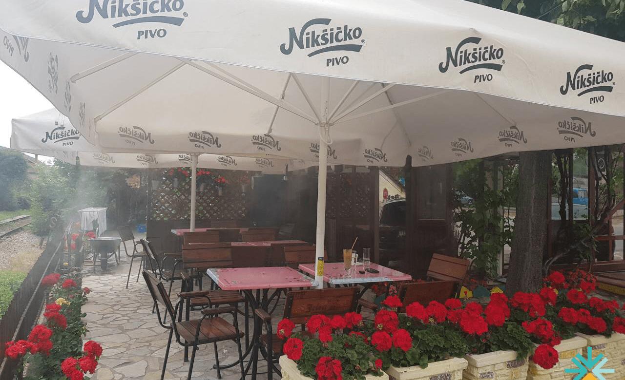 Restoran Ivan vodena magla