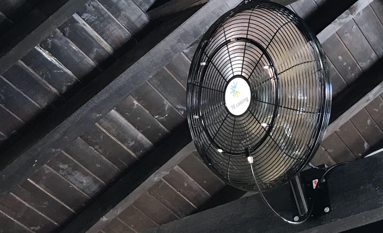Ventilator na vodu