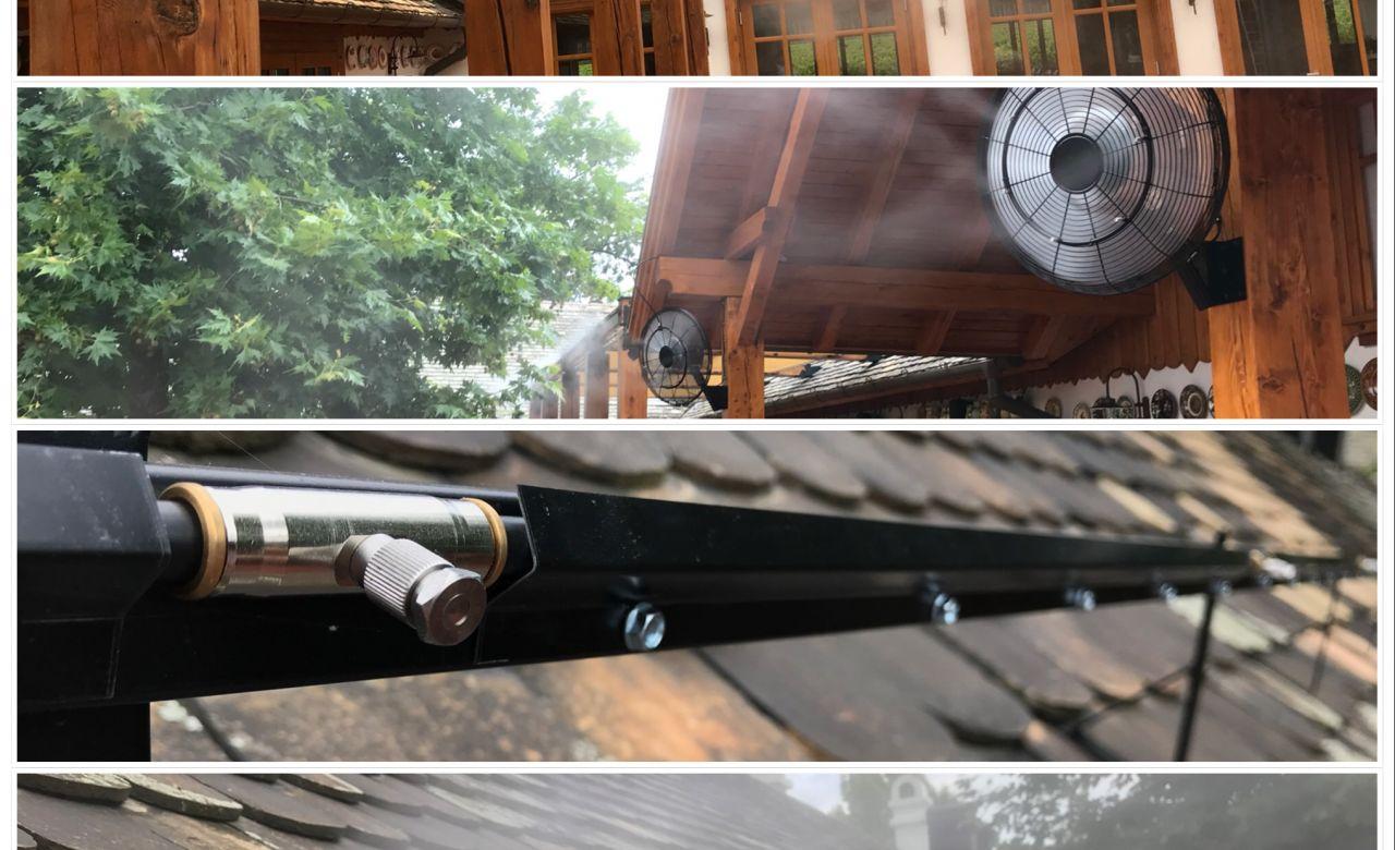 Ventilatori n vodenu maglu