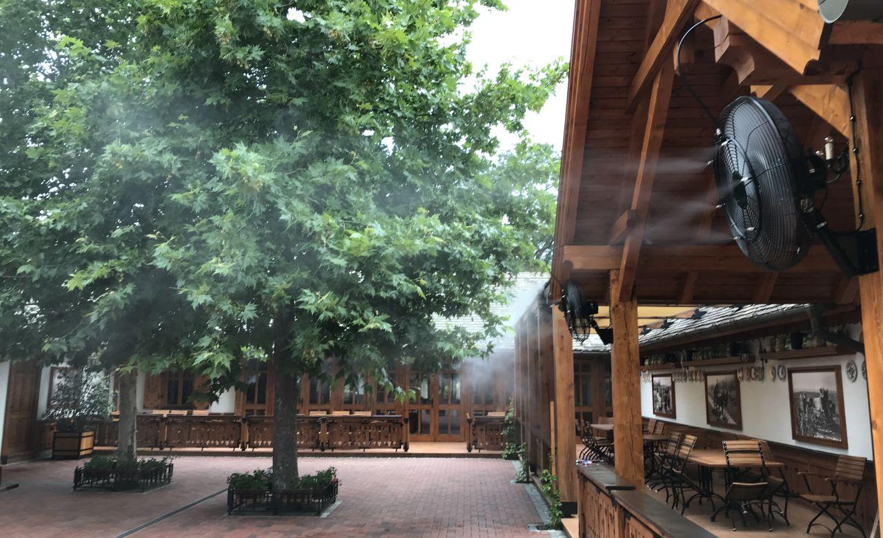Ventilatori na vodenu maglu