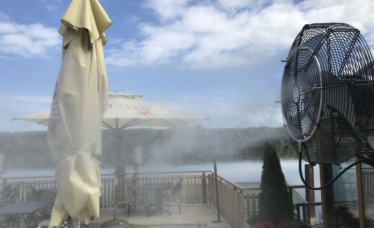 Ventilatori na vodu